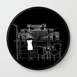 11:59 Wall Clock