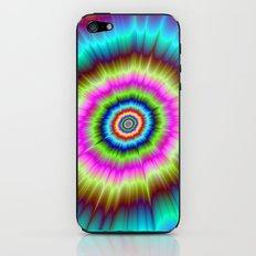 Tie Dye Explosion iPhone & iPod Skin