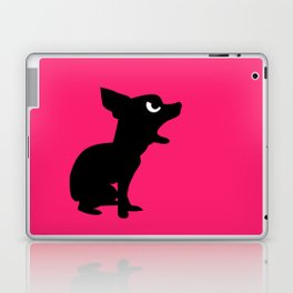 Angry Animals: Chihuahua Laptop & iPad Skin
