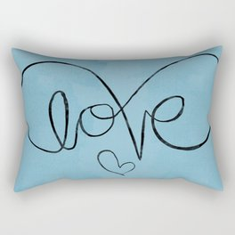 Eternalove Rectangular Pillow