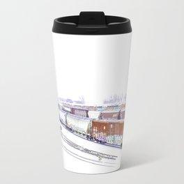 Cold Trains Travel Mug