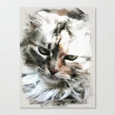 Darling 'Kitty' Canvas Print