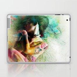 Self-Loving Embrace Laptop & iPad Skin