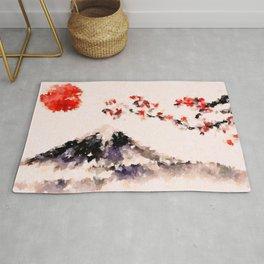 Sakura Fuji Rug