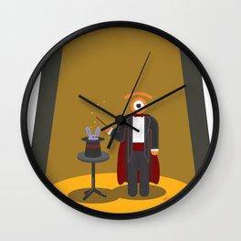 mag.eye.cian Wall Clock