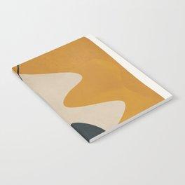 Abstract Shapes No.27 Notebook