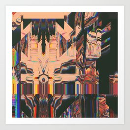 New Sacred 31 (2014) Art Print