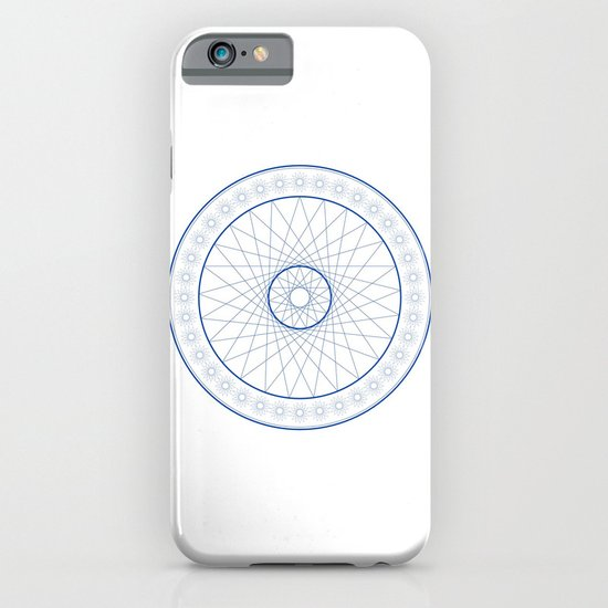 Anime Magic Circle 18 iPhone & iPod Case