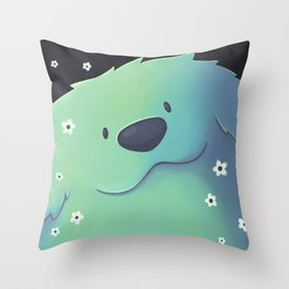 Hellozies! Throw Pillow