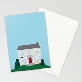 Daily Orange House Stationery Cards