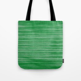 Bright Pastel Green Wood Beach House Cladding Tote Bag
