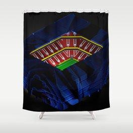 The Kansai Shower Curtain