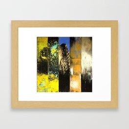 I am Survival because I am Destruction Framed Art Print