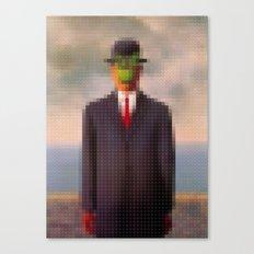 Lego: The Son of Man Canvas Print