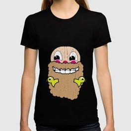 Chicks dig beards T-shirt