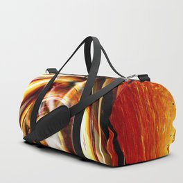 Creating With Fire Duffle Bag