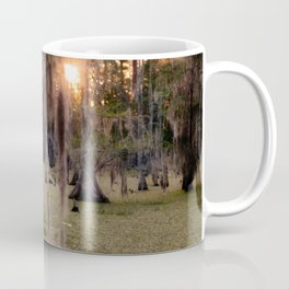 Witch's Hair at Sunrise on the Swamp Coffee Mug