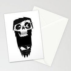 Ghost of a Whaler Stationery Cards