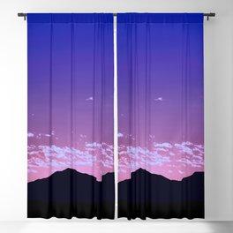 SW Mountain Sunrise - I Blackout Curtain