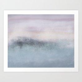 Morning Mist | Inviting Art Print