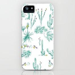 Cactus Scout iPhone Case