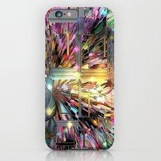 Modern Art Pattern by Nico Bielow iPhone 6s Slim Case