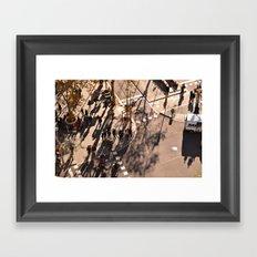 Moments in Life Framed Art Print