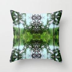 Arboretum Throw Pillow
