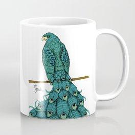 Special Chimera: The Peahawk Coffee Mug