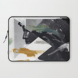 Untitled (Painted Composition 2) Laptop Sleeve