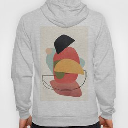 Abstract Shapes 15 Hoody