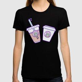 kitty koffee T-shirt