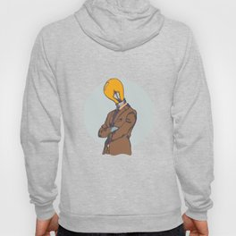 Light Bulb Head Hoody
