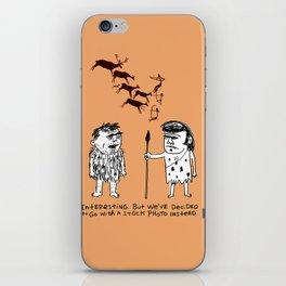 Cavemen Stock Photos / I Drew This Thing iPhone Skin