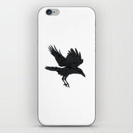 London, as the Raven Flies iPhone Skin