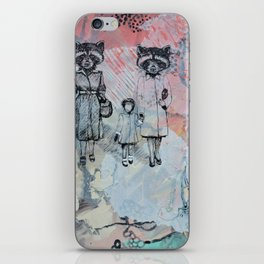 We can't know what's going to happen. iPhone Skin