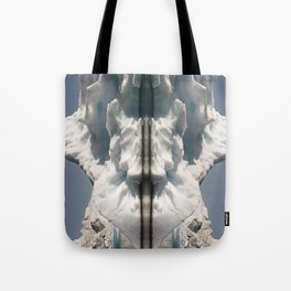 Snow Knose Tote Bag