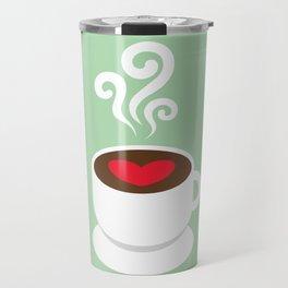 A Cup of Love Travel Mug