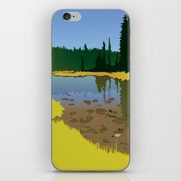 Junction Lake iPhone Skin