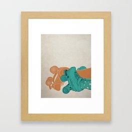 Skate Sex Framed Art Print