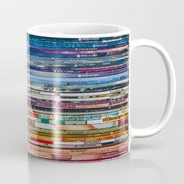 Rockollection - Vinyl Record Album Covers II Coffee Mug