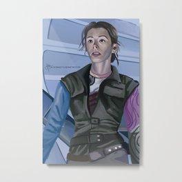 Firefly -  Kaylie Metal Print