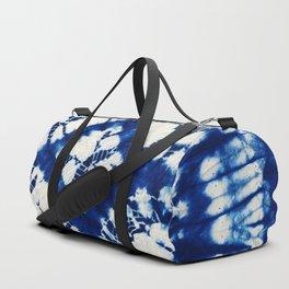 South Seas Samoa Shibori Tie Dye Duffle Bag