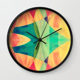 Spring it is! Wall Clock