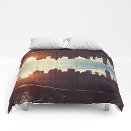 Parallel  Comforters