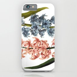 Hyacinths iPhone Case