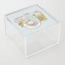 TRAVEL CAN0N Acrylic Box