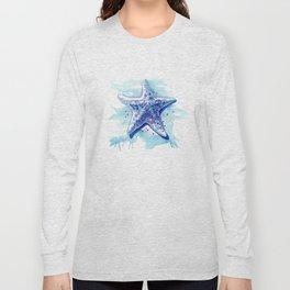 Starfish Waters I Long Sleeve T-shirt