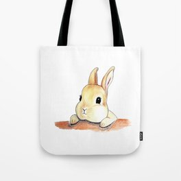 Blinking eyes are staring at you Tote Bag