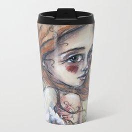 Hazel Metal Travel Mug